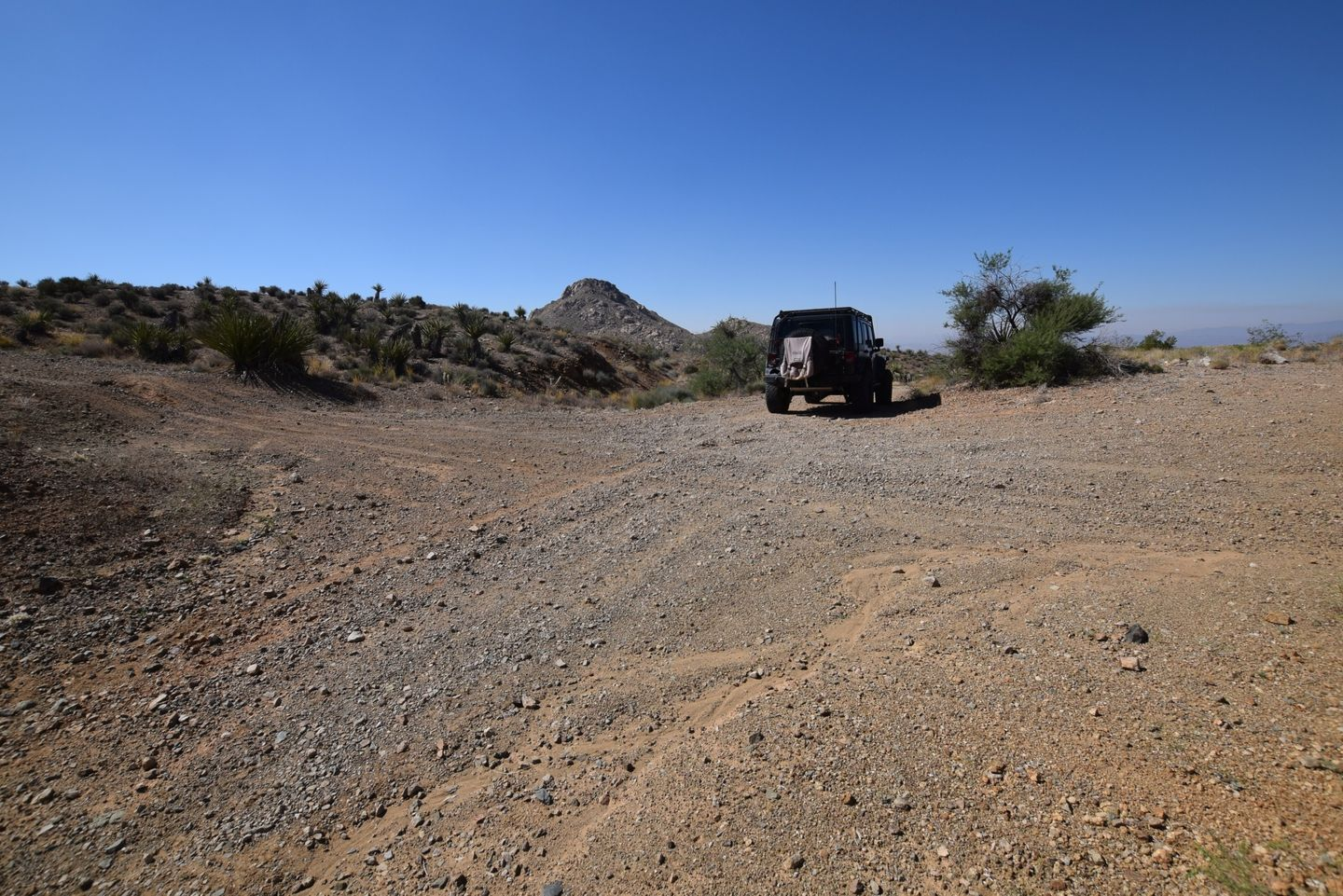 Nelson Goldmine Trail - Waypoint 10: X Intersection