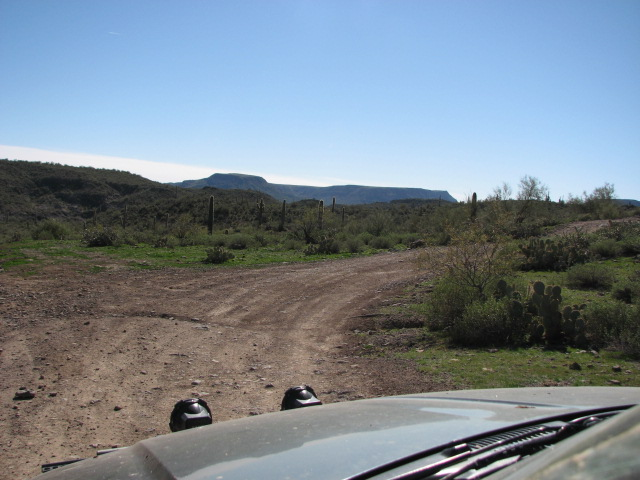 Indian Fort - Waypoint 2: Left At Y