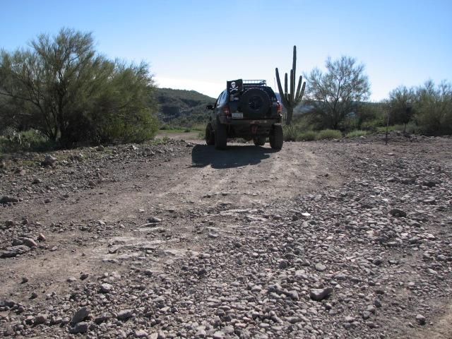 Indian Fort - Waypoint 1: Trailhead
