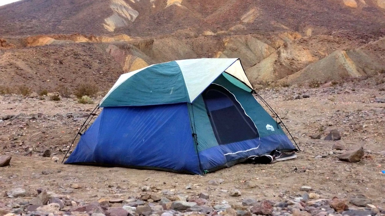 Camping: Mule Canyon
