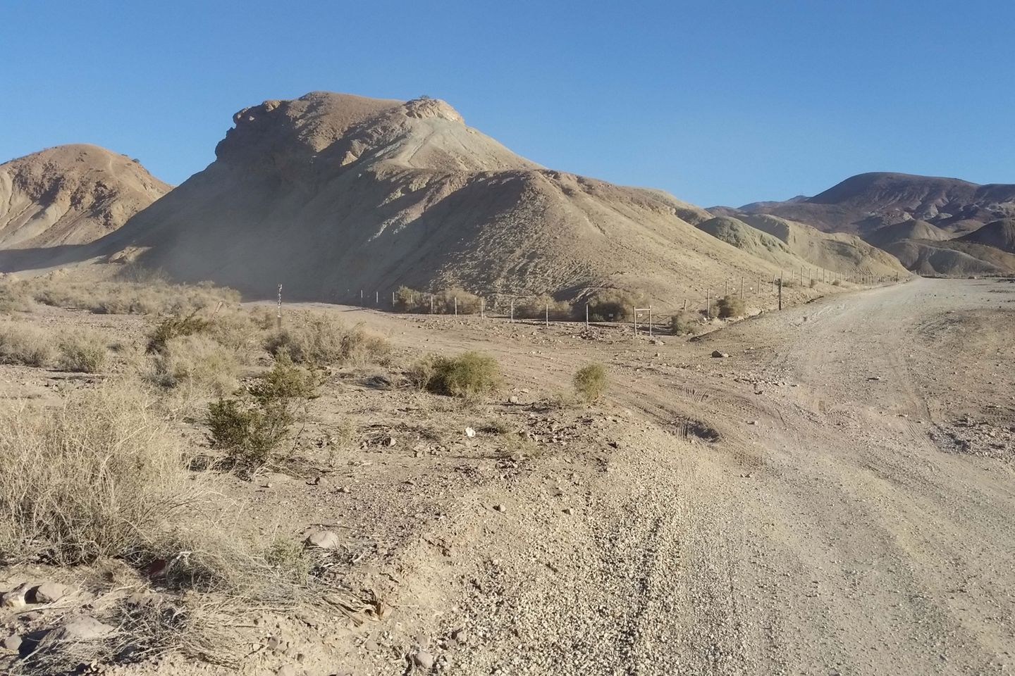 Mule Canyon - Waypoint 2: Phillips Canyon West / Camping Area