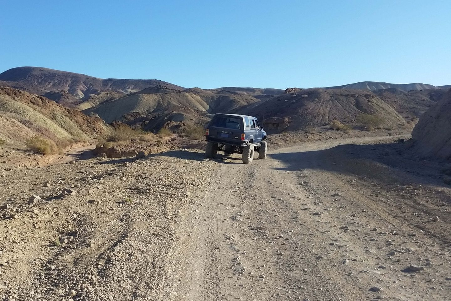 Mule Canyon - Waypoint 3: Phillip Canyon East