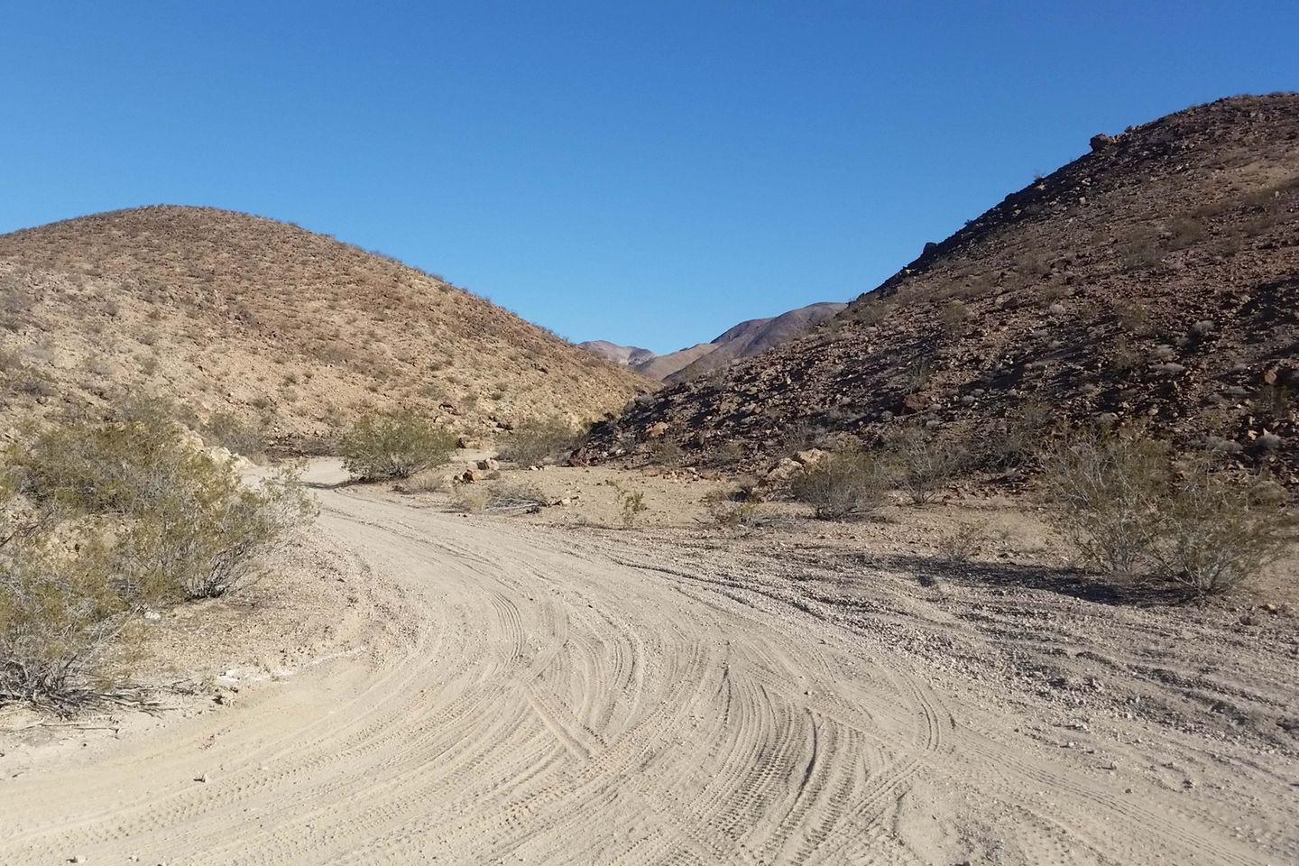 Mule Canyon - Waypoint 6: Tin Can Alley