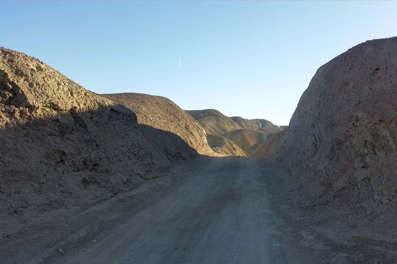 Mule Canyon - Waypoint 4: Mud Hills