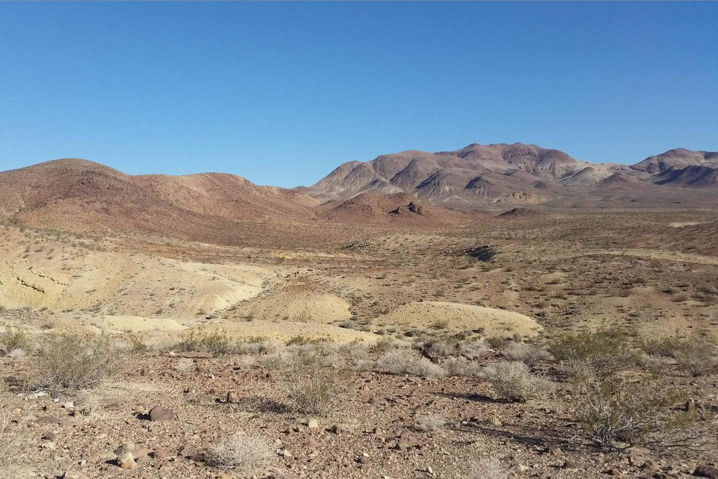 Mule Canyon - Waypoint 5: Shortcut to Tin Can Alley