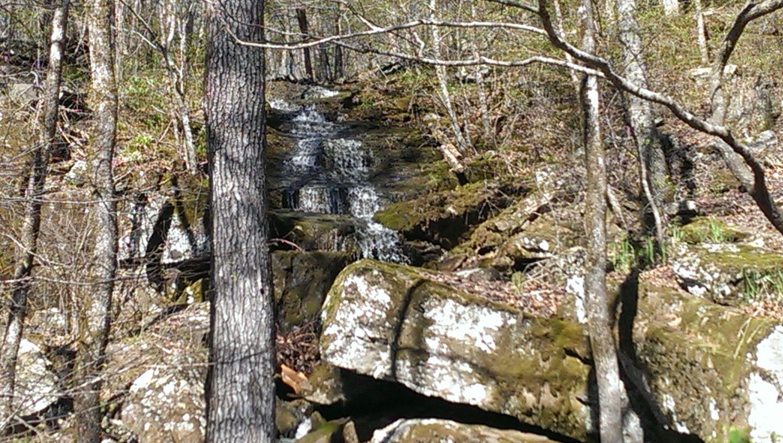 Carwash Falls - Waypoint 8: Waterfall  #4