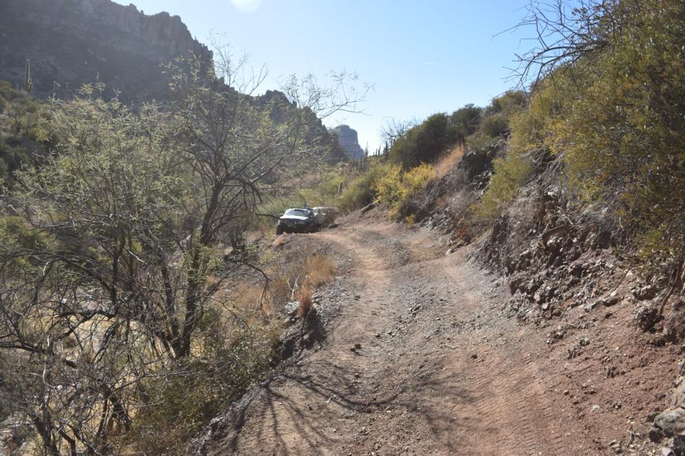 Trail Review: Millsite Canyon Trail Arizona