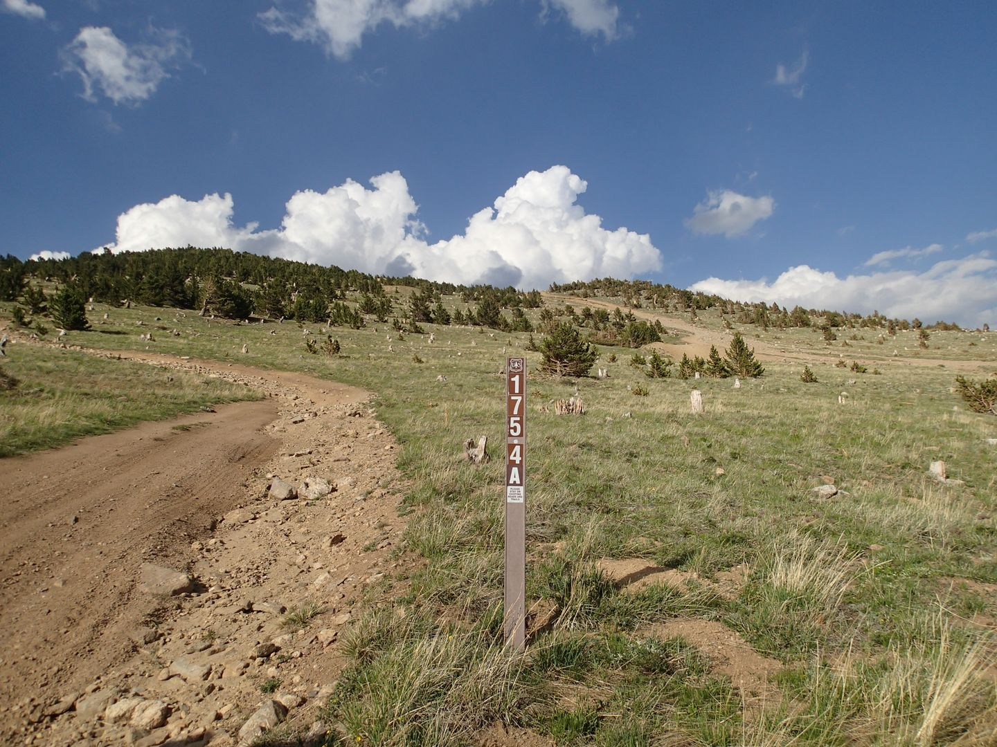 Yankee Hill - The Actual Hill - Waypoint 6: End or Start 175.4a