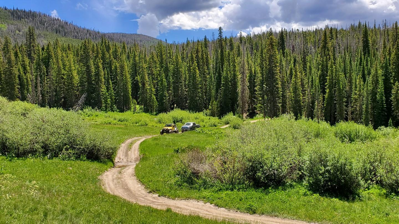 Highlight: Little Muddy Creek