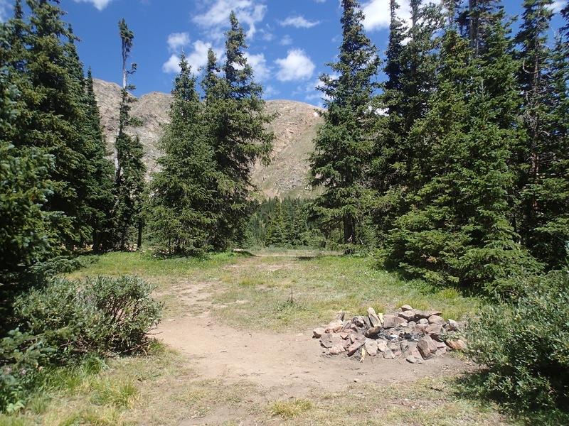Camping: Miller Creek