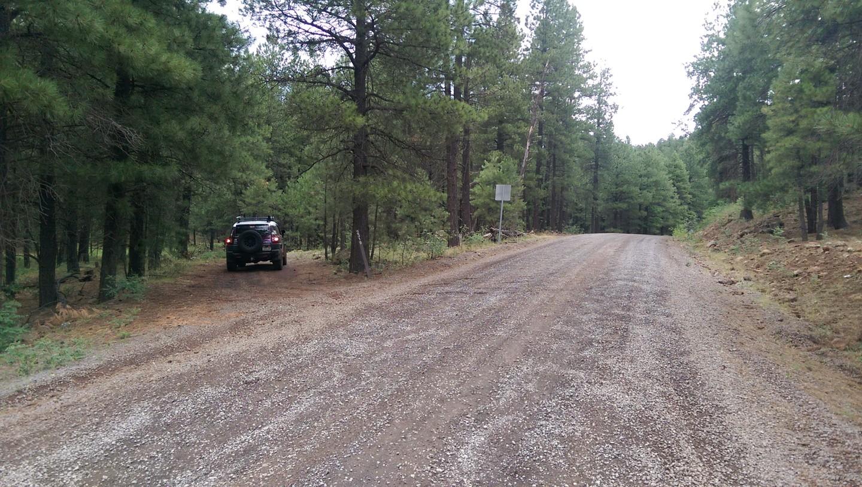 Muddy Rocky Road - Waypoint 1: 231