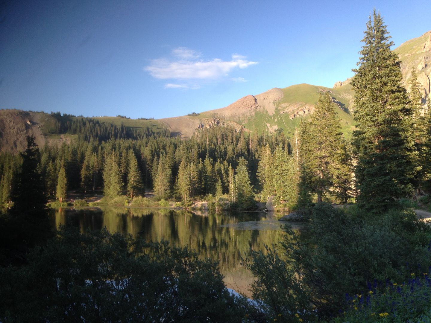 Highlight: Alta Lakes