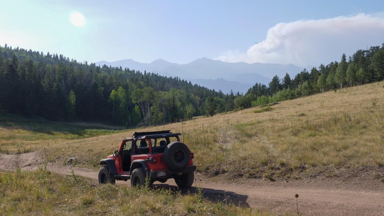 Highlight: Panorama Peak