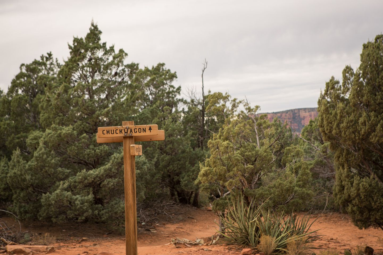 Dry Creek Road - Waypoint 3: Chuckwagon Trail