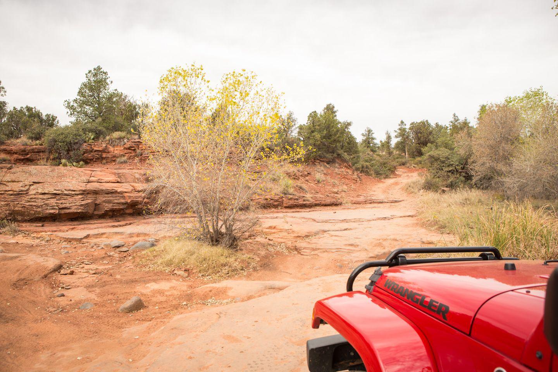 Dry Creek Road - Waypoint 7: Dry Creek Crossing