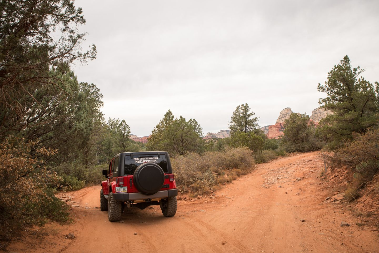 Dry Creek Road - Waypoint 6: Stay Left Van Deren Cabin