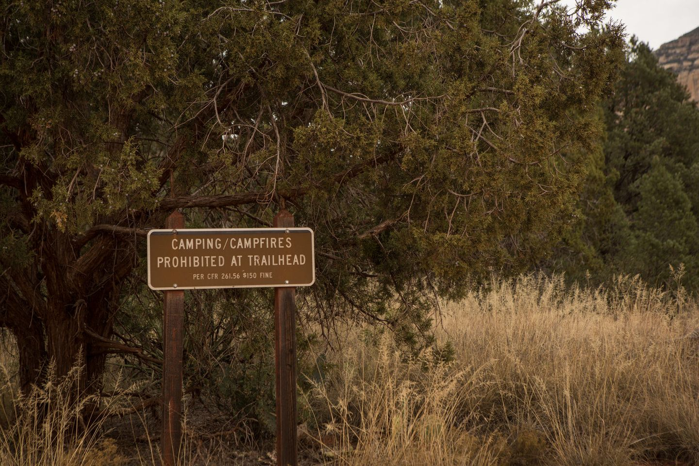 FS152 - Dry Creek Road - Waypoint 12: Brins Mesa Trail