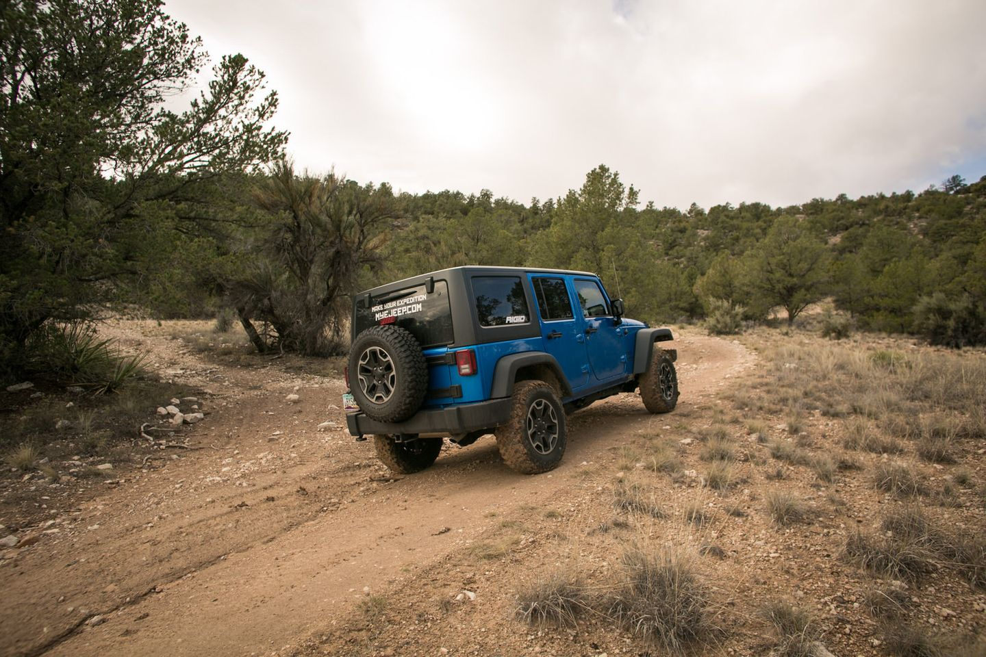 House Mountain Trail - Waypoint 10: Stay Right