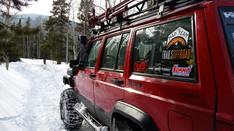 Trail Review: Ballard Road