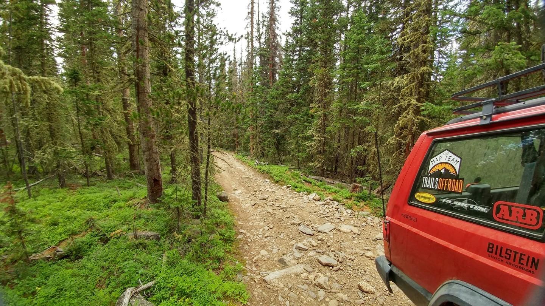 Ballard Road - Waypoint 9: Rocky Climb 2