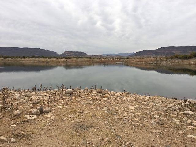 Camping: China Dam/Tule Homestead