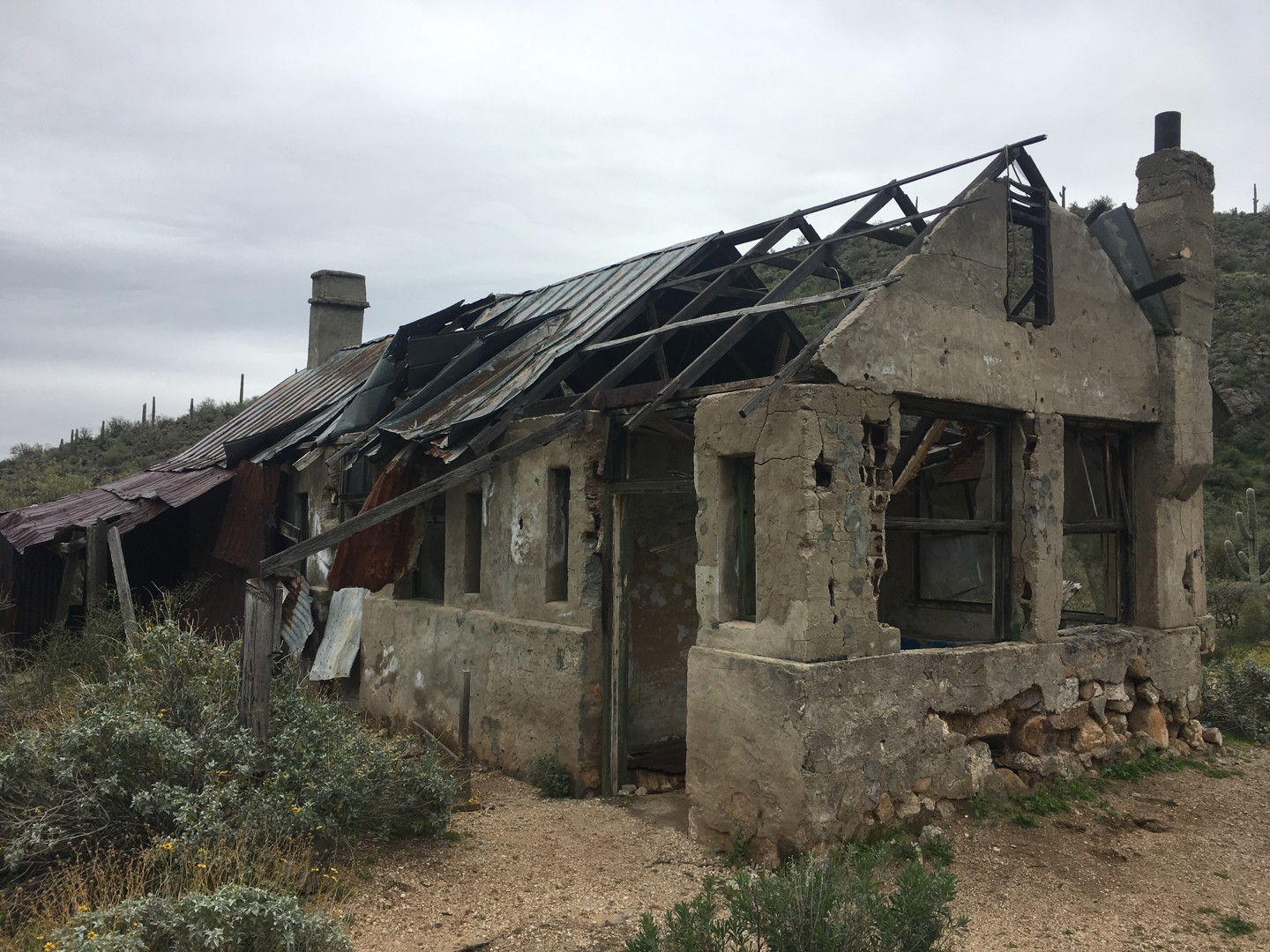Trail Review: China Dam/Tule Homestead