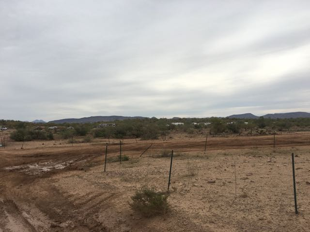 China Dam/Tule Homestead - Waypoint 2: Staging Area