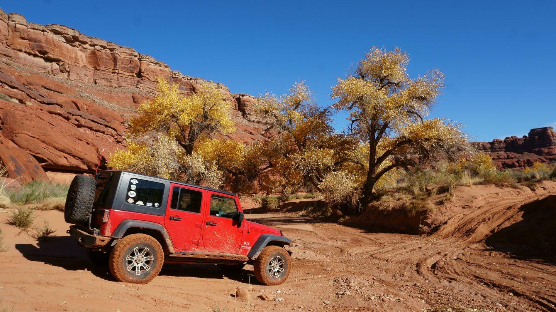 Highlight: Lockhart Canyon