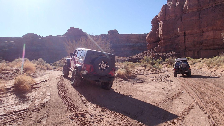 Lockhart Canyon - Utah Offroad Trail
