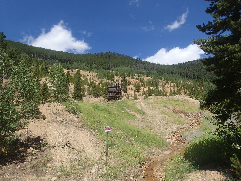Bill Moore Lake - Waypoint 5: Conqueror Mine
