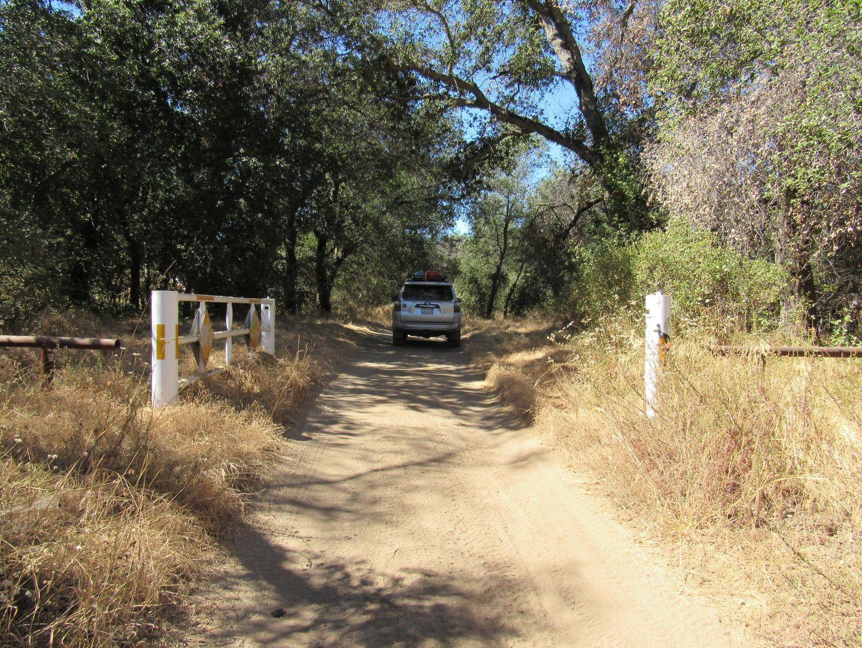 4E03 - Corte Madera Road - California Offroad Trail