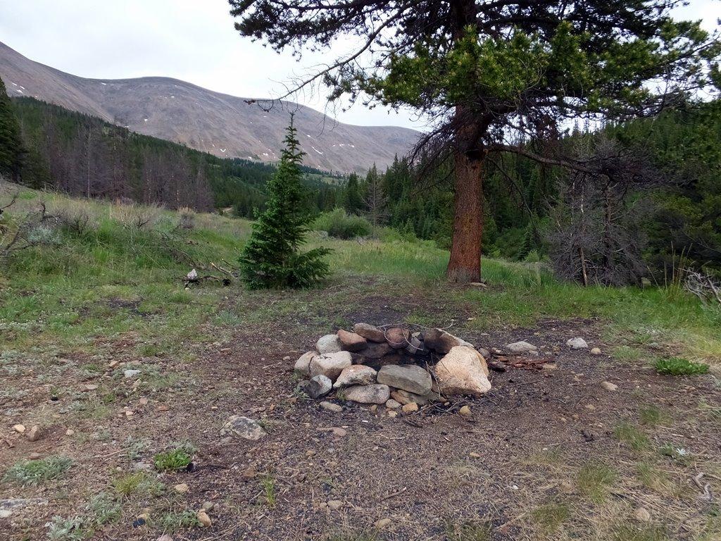 Camping: Birdseye Gulch