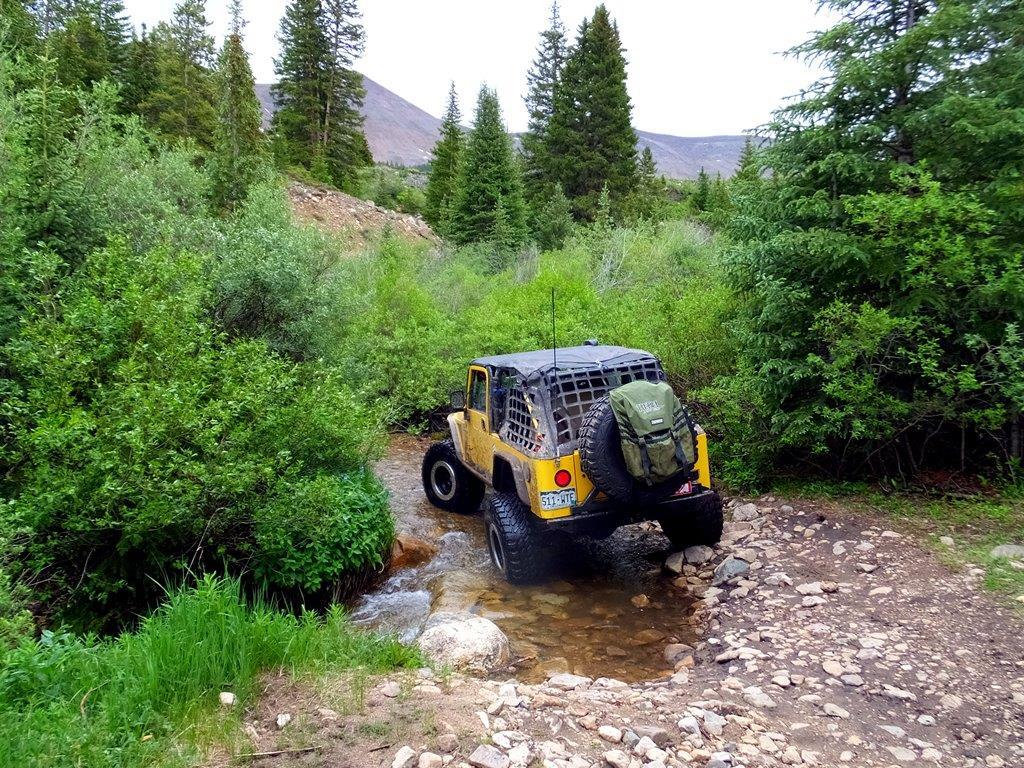 Birdseye Gulch - Waypoint 2: Creek Crossing