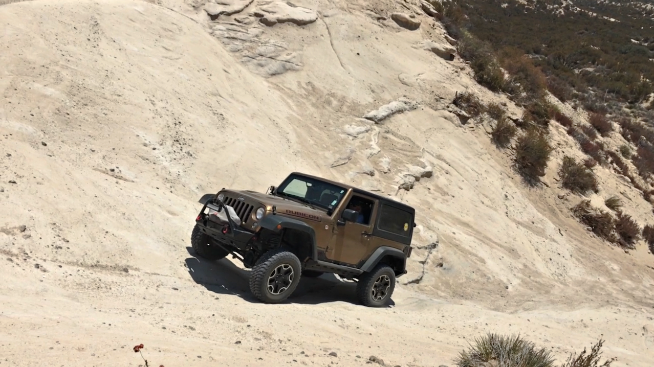 Highlight: Hungry Valley SVRA - Pronghorn Trail