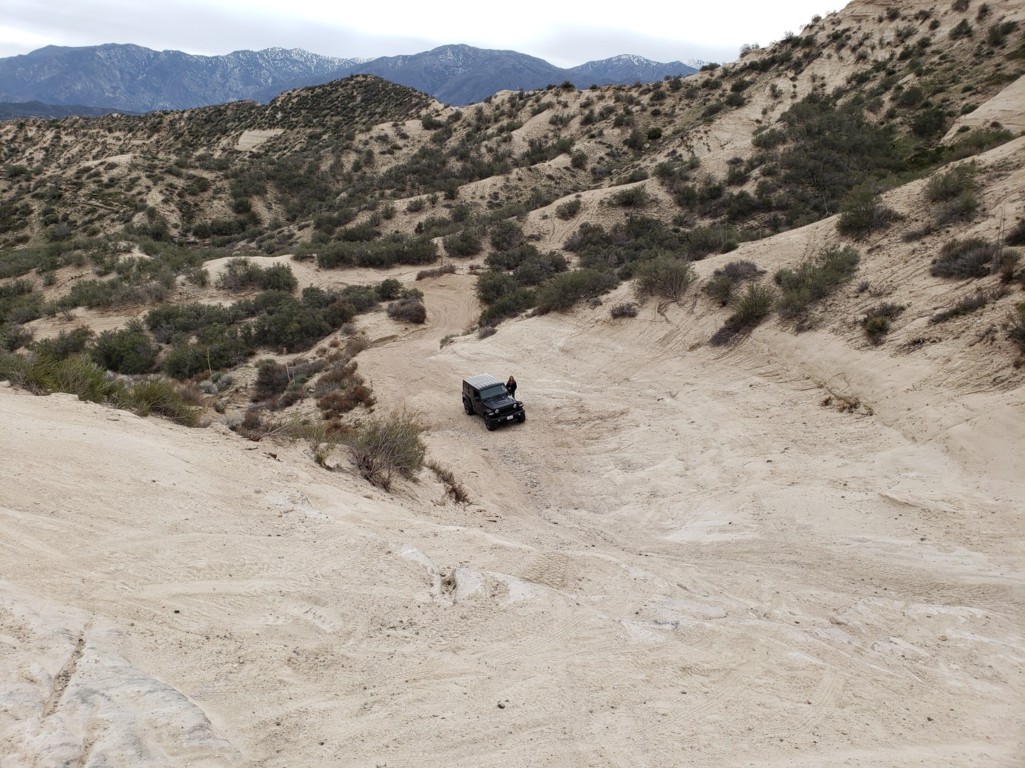 Trail Review: Hungry Valley SVRA - Pronghorn Trail
