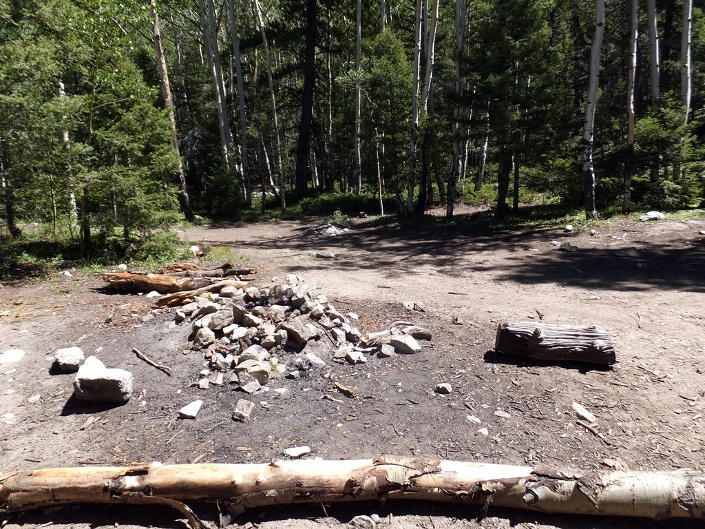 Camping: Blanca Peak