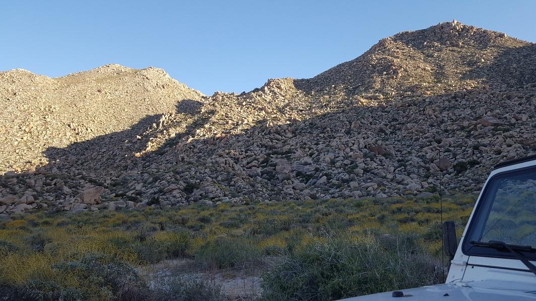 Highlight: Indian Canyon North
