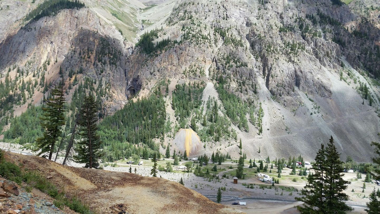 Camping: California Pass