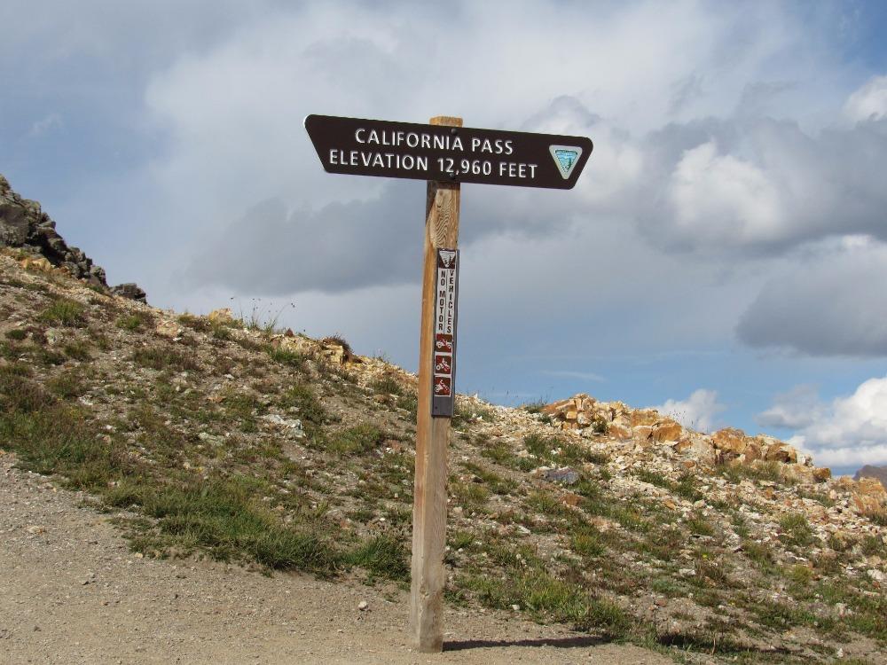 Trail Review: California Pass