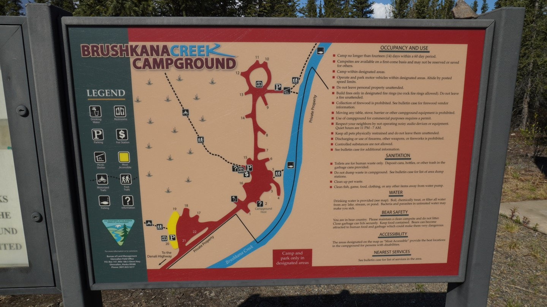 Camping: Denali Highway