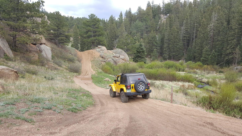 Highlight: Rule Creek Shortcut