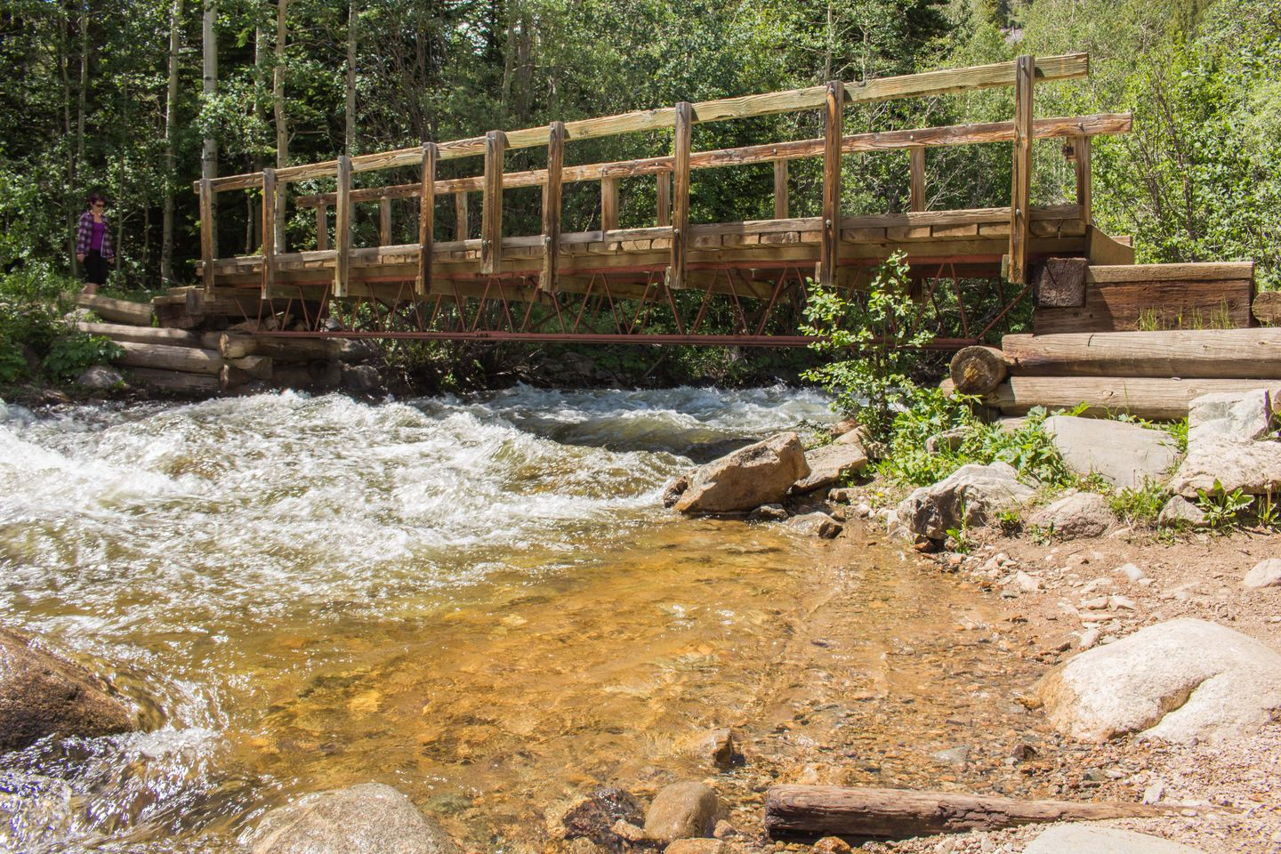 Hessie Townsite - Colorado Offroad Trail