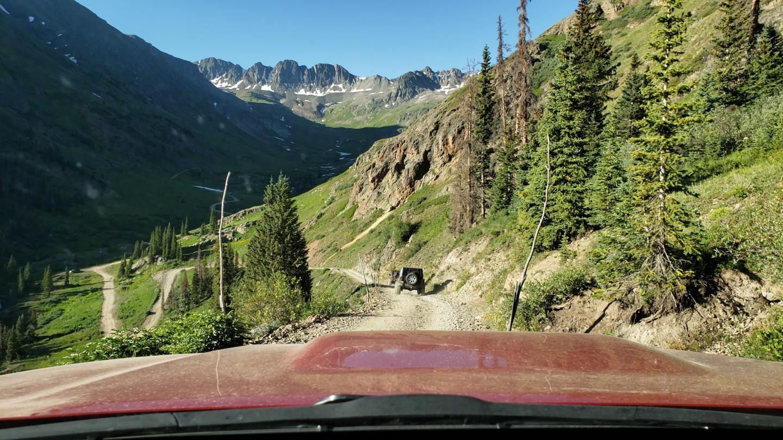 Trail Review: Cinnamon Pass