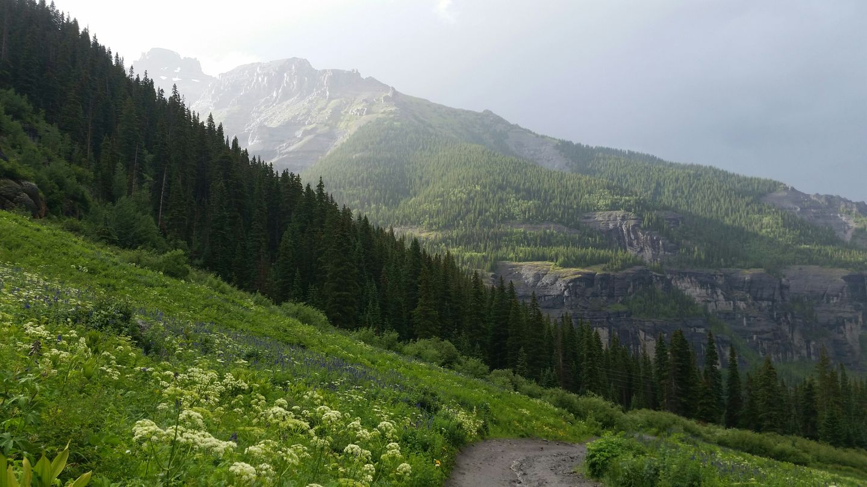 Highlight: Imogene Pass- Alternate Northern Access