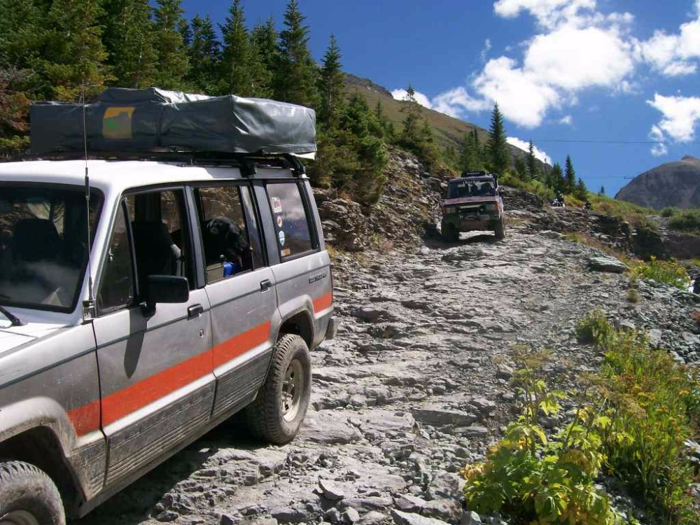 Trail Review: Black Bear Pass