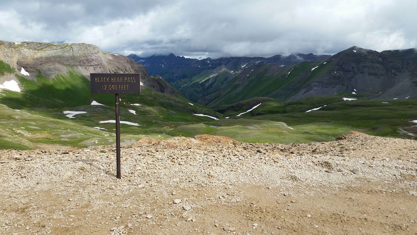 Black Bear Pass - Waypoint 5: Black Bear Pass Summit