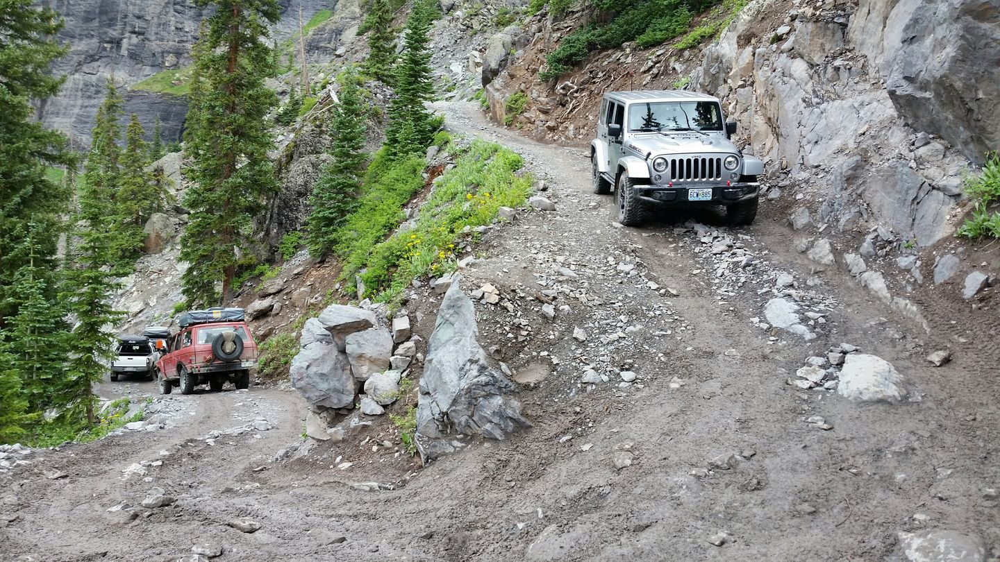 Black Bear Pass - Waypoint 10: The Switchback of Legend