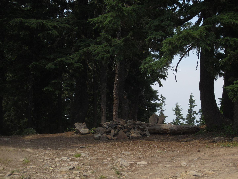 Camping: Bennett Pass Road