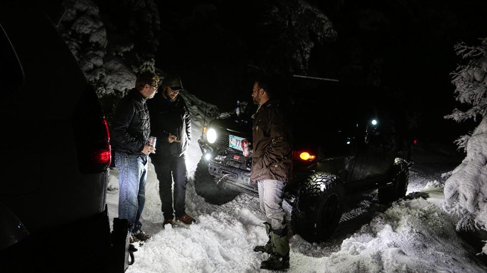Trail Review: Bennett Pass Road