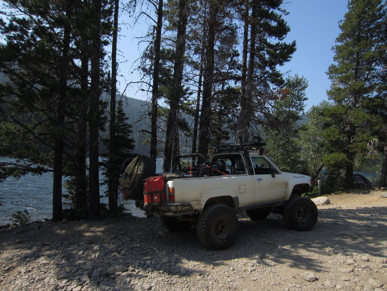 Highlight: Badger Lake Road